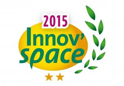 logo Innov'space 2015_2etoiles