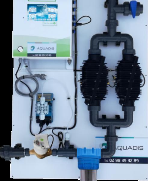 ELECTROLYSE EN LIGNE ACTIV'H2O